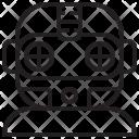 Computer Electronic Future Icon