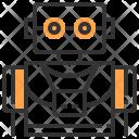 Computer Device Future Icon