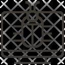 Computer Privacy Protect Icon