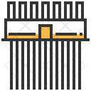 Computer Power Cable Icon