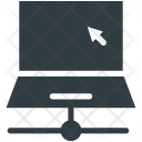 Computer Network Reachability Icon