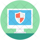 Computer Protection Safety Icon
