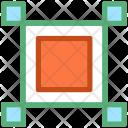 Computer Graphics Design Icon