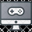 Computer Desctop Game Icon