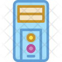 Computer Cpu Desktop Icon