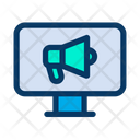 Computer Ads Icon