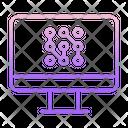 Computer Ai Icon