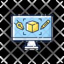 Computer Aided Design Icon