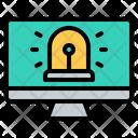 Computer Alert Computer Warning System Alert Icon