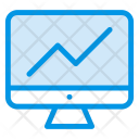 Computer Analysis Icon