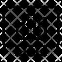 Computer Analytics Icon