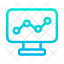 Computer Analytics Icon