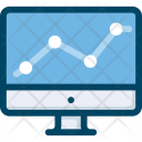 Seo Computer Analytics Icon