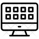 Computer app Icon