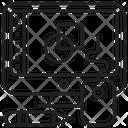 Computer Arts Drawing Design Icon