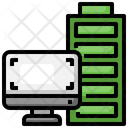 Computer Battery Icon