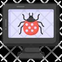 Malware Computer Bug Computer Virus Icon