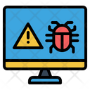 Computer Bug Computer Malware Computer Spider Computer Virus Internet Virus Icon