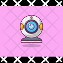 Computer Camera Icon