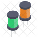 Computer Capacitors Icon