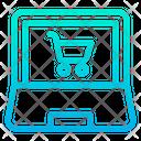 Computer Cart Icon