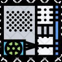 Computer Case Data Icon