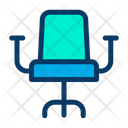 Chair Revolving Chair Office Chair Icon