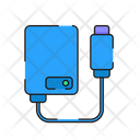 Charger Computer Power Icon