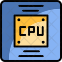 Computer chip Icon