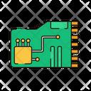 Computer Chip Chip Processor Icon