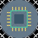 Computer Chip Computer Hardware Icon