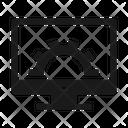 Computer Configuration Setup Icon