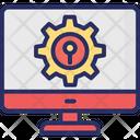 Computer Configure Icon