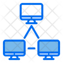 Computer Connect Icon