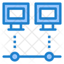 Computer Connection Icon