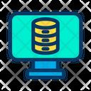 Computer Data Icon