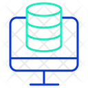 Computer Database Icon