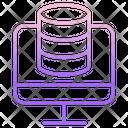 Idatabase Computer Computer Database Database Icon