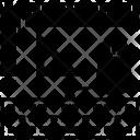 Computer Graphics Digital Icon