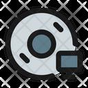 Computer Disc Icon