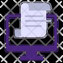 Computer document Icon