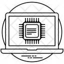 Computer Electronics Icon