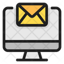Computer Email Computer Email Icon