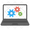 Computer Engineering Laptop Icon