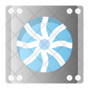 Computer Fan Case Fan Computer Cooler Icon