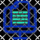 Computer File Icon