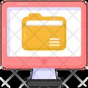 Computer Directory Computer Storage Computer Folder Icon