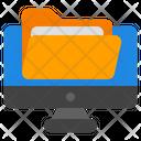 Computer Folder File Folder Data Folder Icon