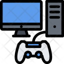 Computer Game Games Icon