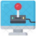 Computer Games Gamer Icon